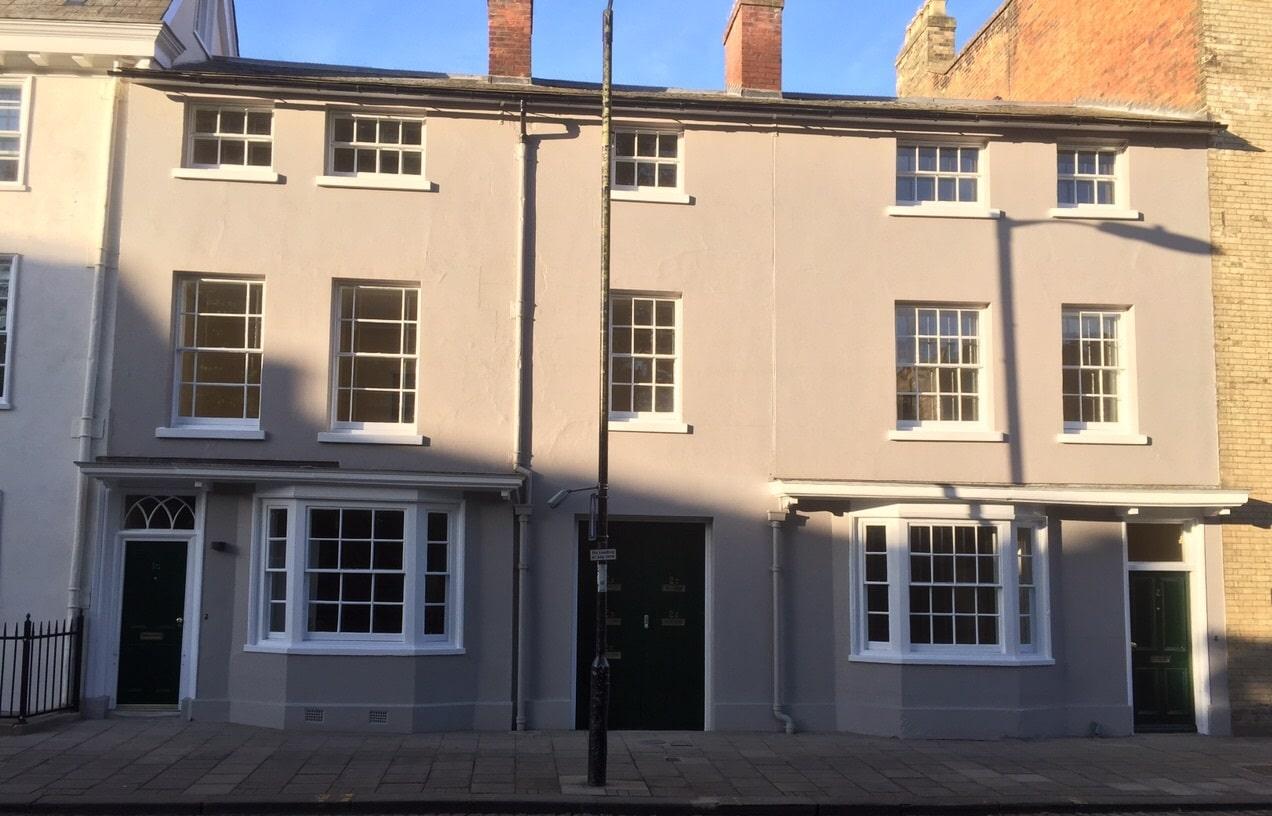 St Paul's Square VE Parrott Contractors Heritage Restoration