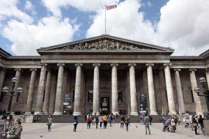 Fibrous Plastering - British Museum London