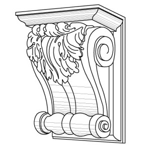 Corbels and Brackets