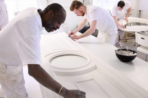trainee fibrous plasterers artisan plastercraft