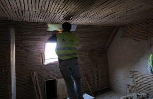 artisan plastercraft lime plastering trainee