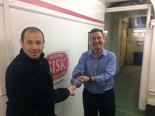 fibrous plastering subcontractor safety league winners