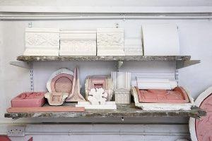 decorative plaster mouldings