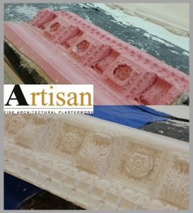 Enriched modillion block cornice - RAA