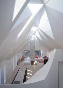 lime plaster ceiling