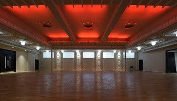 decorative plaster ceiling