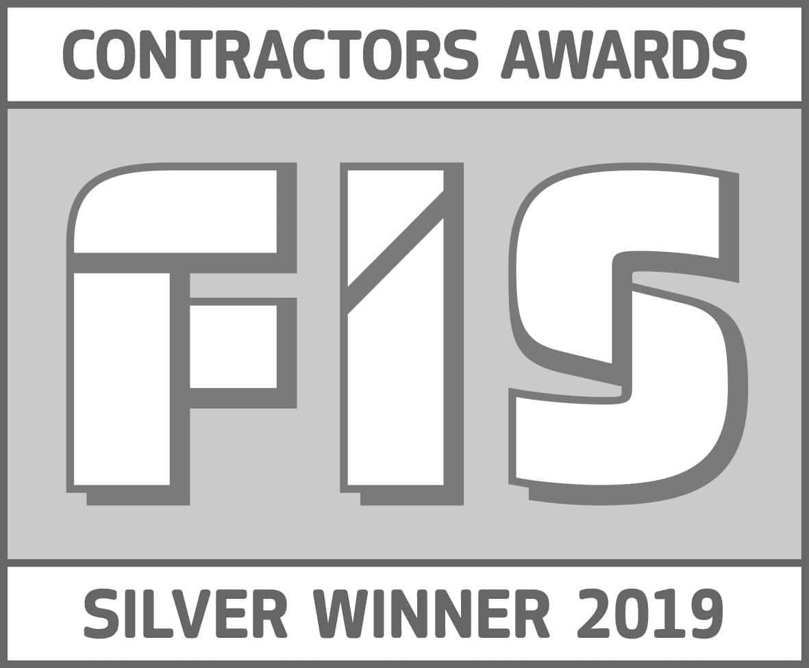 FIS Contractors Award Logo