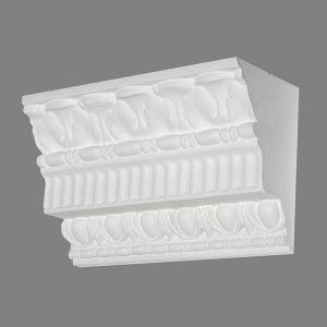 image of ornate Regency cornice