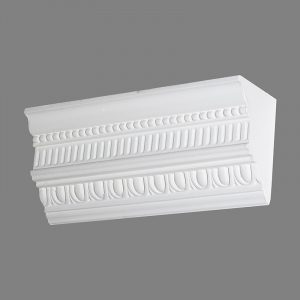 image of heavily enriched medium cornice
