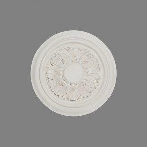 image of Acanthus leaf ceiling rose