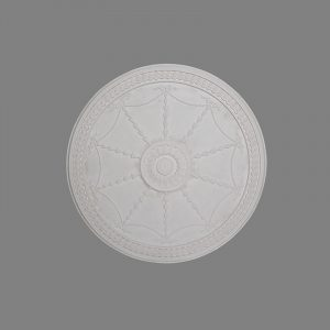 image of large swag and drop Adam ceiling rose