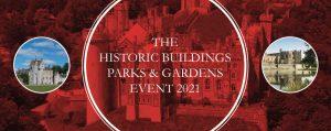 historic buildings parks gardens event