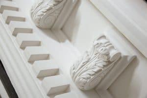 Enriched Decorative Plaster