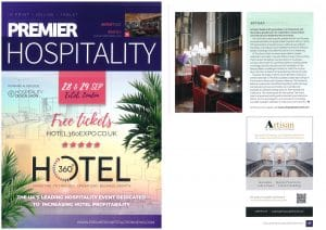 Premier Hospitality - Cover and page 53